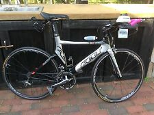 2009 Felt B12 Triathlon/Timetrial Carbon Bike 48cm
