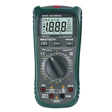BRANDED MASTECH MS8260E 2000 Counts Digital Multimeter with NCV & Inductance LCR