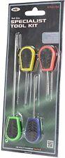 set di accessori carpfishing trapano uncino per innesco hair rig drig pesca  LAP