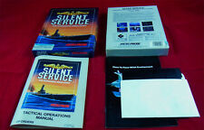 Silent Service: The Submarine Simulation - Microprose 1985