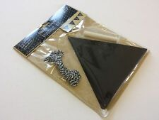 Chalkboard Style Paper Bunting DIY Kit  - Black White Wedding Party 12 Flags 5m