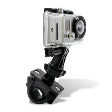Arkon Bicycle Motorcycle Handlebar Mount for GoPro Hero 3 Video Camera Camcorder