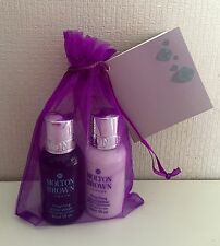 MOLTON BROWN YLANG YLANG BODYWASH & BODY LOTION GIFTSET  (MB1.3X)