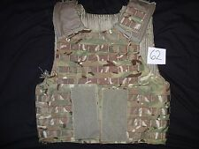 British Army OSPREY MK4 MTP Body Armour Cover / Molle Vest 190/108 Grade 2  NO62
