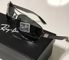 NWT RAY BAN Men's RB 8316 004/N5 CARBON FIBER POLARIZED SUNGLASSES 62/18