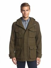 NWT 5510J TIMBERLAND TRAVELER FIELD WATER RESISTANT WOOL JACKET 2XL $248