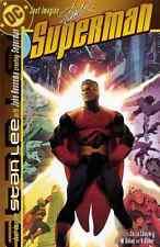 JUST IMAGINE STAN LEE'S SUPERMAN NEAR MINT TPB DC COMICS