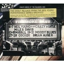 "NEIL YOUNG & CRAZY HORSE ""LIVE AT THE..."" CD NEU"