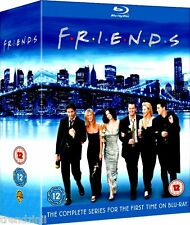 Friends - The Complete Seasons 1-10 [Blu-ray BOXSET] Season 1 2 3 4 5 6 7 8 9 10