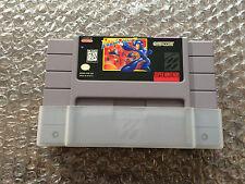 Mega Man 7 VII (Super Nintendo, SNES) Authentic - Tested