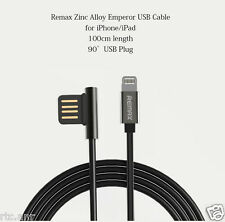 Original Remax Emperor USB Lightning Cable for iPhone iPad Charging Data Sync