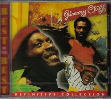 JIMMY CLIFF / DEFINITIVE COLLECTION * NEW CD * NEU *