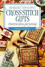 Making Your Own Cross Stitch Gifts: Creative Ideas For Giving, Sheila Coulson, V