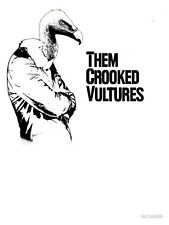 Them Crooked Vultures Guitar Tabs Tablature Lesson CD 15 Songs 4 Backing Tracks