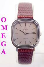 NOS Ladies S/Steel OMEGA De VILLE Winding Watch 1970s Cal 625* 5110509 SERVICED