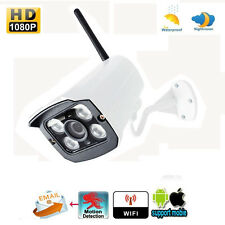2MP 1080P HD WIFI Camera Network IP Webcam P2P Security Waterproof Night Vision