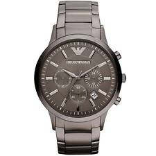 Emporio Armani Classic Gent's Chronograph Stainless Steel Bracelet Watch AR2454