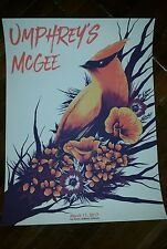 Umphrey's Mcgee Fox Theater Oakland 2017 Poster. #ED / 230. Mint condition