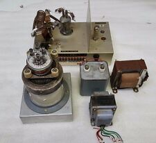 RF Amplifier Parts / Amperex 6076 Tube and Socket