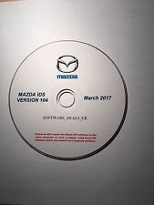 Mazda IDS 103.04 January 2017 version with Calibration Reprogramming files c93