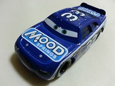 Mattel Disney Pixar Car No.33 Mood Springs Metal Toy Car 1:55 Loose New In Stock