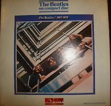 Beatles, the 1967-1970 (Blue Album) HMV BOX-set DOCD No. 2879