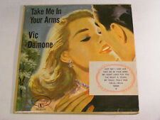 "VIC DAMONE Take Me In Your Arms   Mercury USA 1950s 10"" LP"