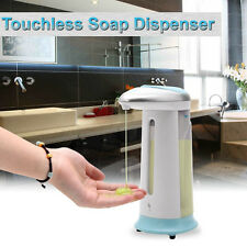 Hands Free Automatic IR Sensor Touchless Liquid Soap Bathroom/Kitchen Dispenser