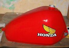 "Vintage Honda 1978 CR250R factory fuel tank wings  5 3/16"" x 3 1/4"" 132mm x 83mm"