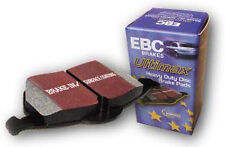 HOLDEN RODEO TF 4CYL FRONT EBC ULTIMAX BRAKE PADS DB1116
