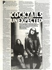 3/12/94PGN19 ARTICLE & PICTURES : URGE OVERKILL