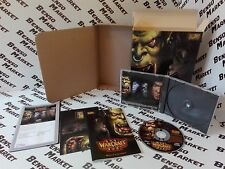 WARCRAFT III 3 REIGN OF CHAOS PC BIG BOX PRIMA EDIZIONE CARTONATA ITALIANA