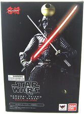Bandai Movie Realization Star Wars Samurai Taisho Darth Vader MISB/ hot toys