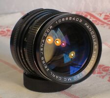 Carl Zeiss Jena DDR MC electric Pancolar 80mm F1.8 80 1.8 M42 NEX A7 A7R A7S 5D