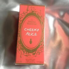 Vivienne Westwood Cheeky Alice Women Sparkling Body Veil 150ml SEALED BN