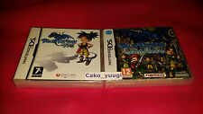 BLUE DRAGON PLUS + BLUE DRAGON AWAKENED SHADOW  NINTENDO DS NEUFS FRANCAIS