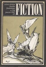 Revue Fiction N°158- Sheckley, Topor, Deblander, Reynolds... - Janvier 1967