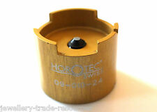 HOROTEC WATCHMAKERS WATCH MOVEMENT HOLDER FOR ROLEX 2130 & 2135