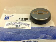 Chevrolet S-10 Truck Blazer Charcoal Gold 4X4 Wheel Center Cap Bow Tie new OEM