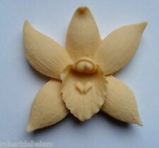FLOWER big silicone mould sugarcraft polymer clay fimo resin mold