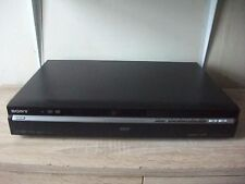 Aggiornato Sony rdr-hxd970 REGISTRATORE DVD 1080p HDMI 500gb Freeview HDD