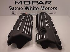 11-15 Challenger Charger New Engine Valve Cover 392 Hemi Set of 2 Mopar OEM