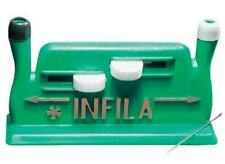 INFILA Blue Automatic Needle Threader Easy To Use Brand New Hand Needles Only