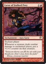 Innistrad ~ CURSE OF STALKED PREY rare Magic the Gathering card