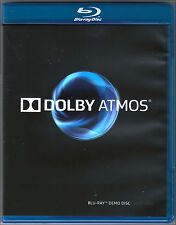 Dolby Atmos Blu-Ray Demonstration Disc Latest September 2015 - BRAND NEW SEALED