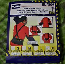 BACK SUPPORT BELT EL/896  (S) (XL)