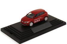 1:87 VW Polo V 2009 TDI rojo 63. de AJA 2009-experimentar lo que mueve-feria modelo