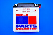 Parts Unlimited 12-Volt Heavy Duty Battery NO ACID  LEMM225Lb