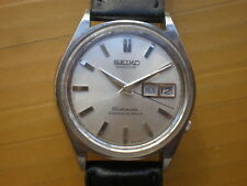 Vintage JAPAN Seiko Seikomatic Weekdater 35 Jewels Automatic Watch,6218 8950