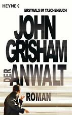 Der Anwalt von John Grisham (2011, Taschenbuch)